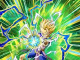 Power of Pride and Bonds Super Saiyan 2 Cabba