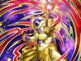 Emperor's True Splendor Golden Frieza (Angel)