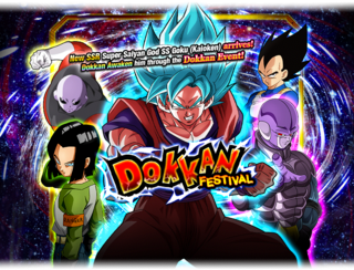 SSGSS Kaioken Goku Summon