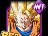 To a Faraway World Super Saiyan 3 Goku