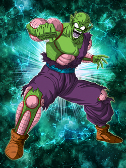 TUR PiccoloJR GreatNamek artwork