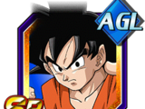 Strength Forged in Heaven Goku