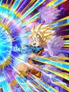 Passionate Kamehameha Super Saiyan Goten (Kid)