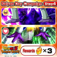 Saiyan Day Campaign Step 4