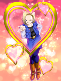 SSR Android 18 Baba STR HD