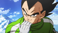 TUR Jacket Vegeta Origin