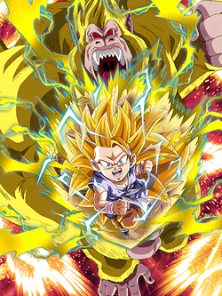 UR GT Goku SSJ3 Golden Giant Ape HD