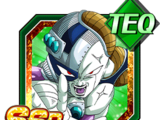 Release of Hatred Mecha Frieza