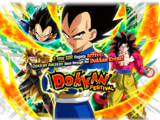 Rare Summon: Vegeta Dokkan Festival