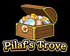 Pilafs Trove Button