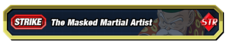 Masked Martial Artist