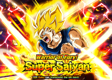 Goku Dokkan Event