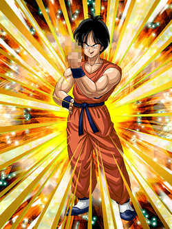 TEQ SSR April Fools Yamcha Global art