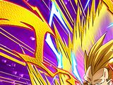 Roused Prince Super Saiyan 3 Vegeta (Xeno)
