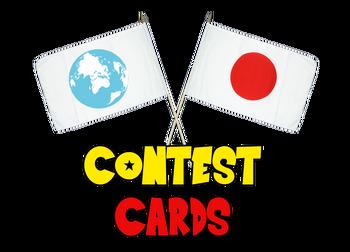 Contest cards