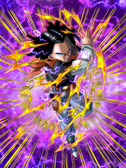 SSR Android 17 STR HD