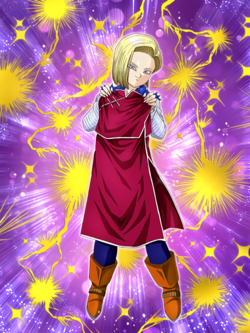 SSR Android 18 Valentine TEQ HD (Fixed)