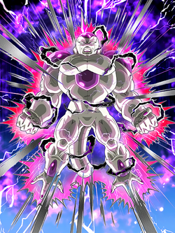 SSR Frieza Full Power PHY HD