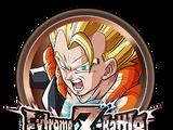 Extreme Z-Awakening Medals: Super Gogeta