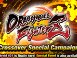 Dragon Ball FighterZ Crossover Special Campaign