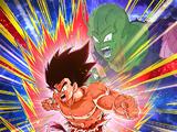 Fusion Power of the Dynamic Duo Goku (Kaioken)
