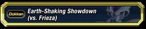 Earth Shaking Showdown Frieza