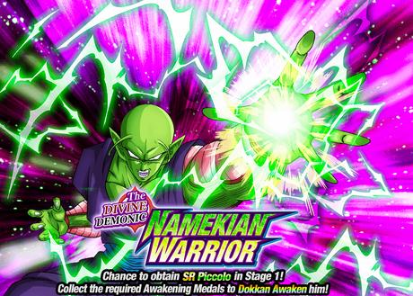 Event God magic namek warrior big2