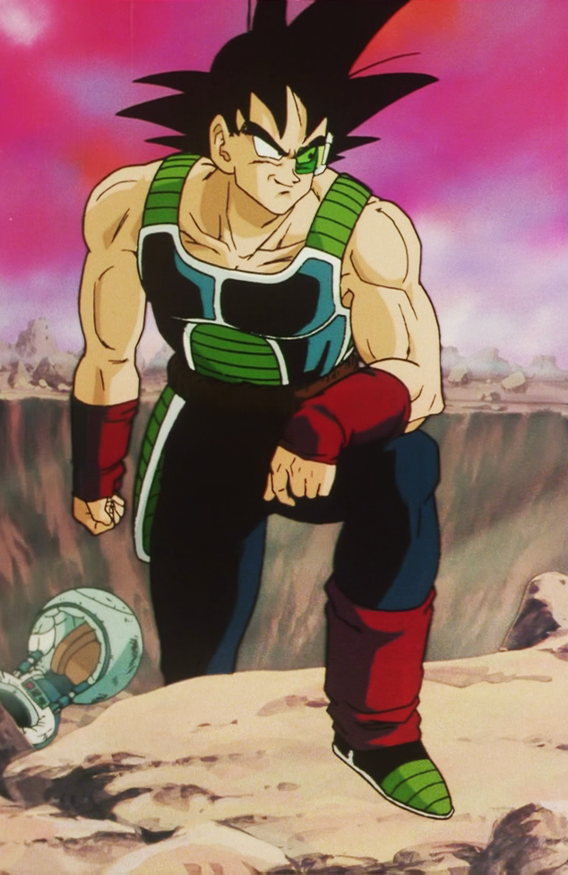 Bardock - Bardock Father of Goku - 001