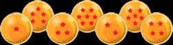 Dragon Balls Seven