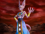 Extreme Z-Battle: Devastating Punishment Beerus