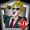 World Tournament Announcer STR