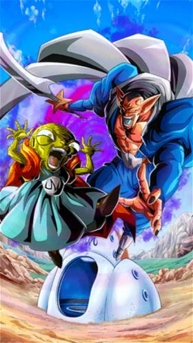 Wicked Wizard And Lord Of The Demon Realm Babidi Dabura Dragon Ball Z Dokkan Battle Wiki Fandom