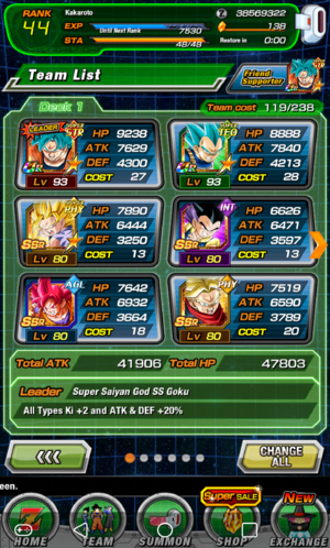 NEW) What is the best team I can build? | Dragon Ball Z Dokkan