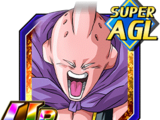 Thrilling Battle Majin Buu (Shape-Up)