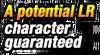 Potential LR Guaranteed