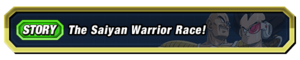 Saiyan Warrior Race