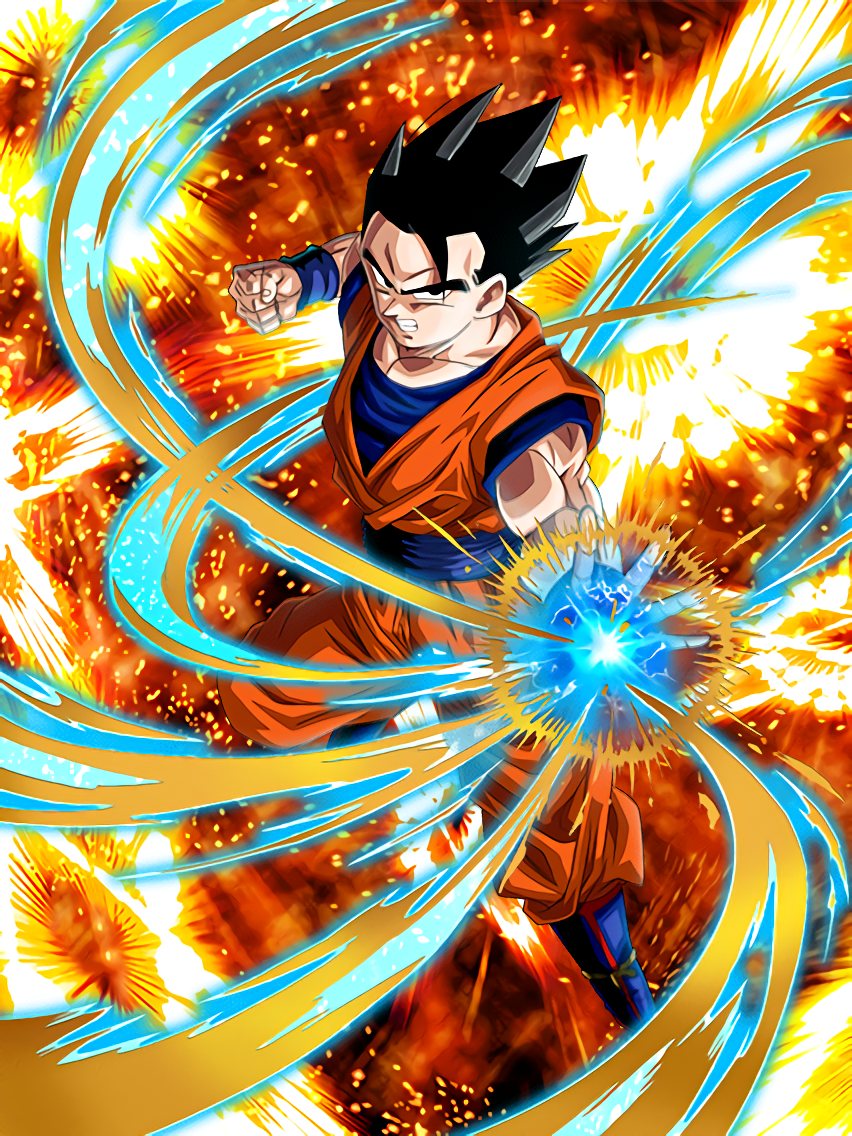 Power awakened ultimate gohan dragon ball z dokkan - Dragon ball z gohan images ...