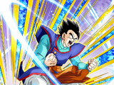 Mastering Power Beyond Limits Gohan (Teen)