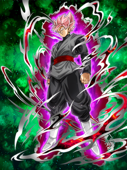Noble Idea Super Saiyan Rosé Goku Black