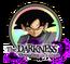 INT Goku Black medal