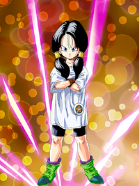 Slayer of Evil Videl