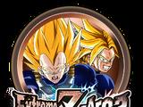 Extreme Z-Awakening Medals: Super Vegeta-Super Trunks