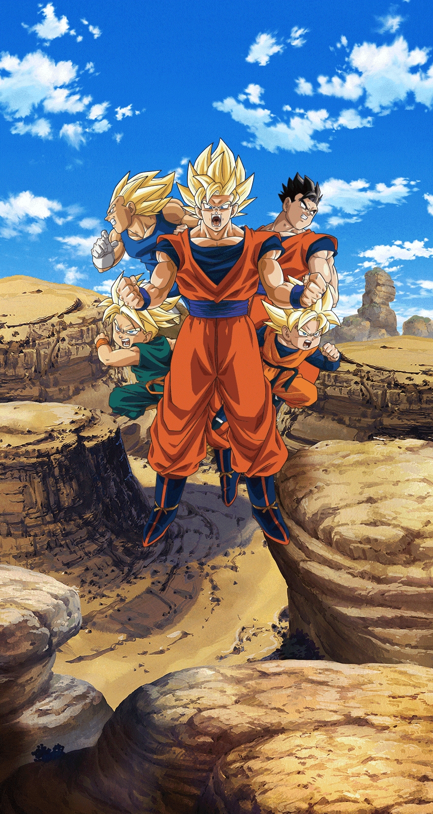 Wallpapers Dragon Ball Z Dokkan Battle Wikia Fandom