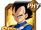 Universe's Top Warrior Race Vegeta