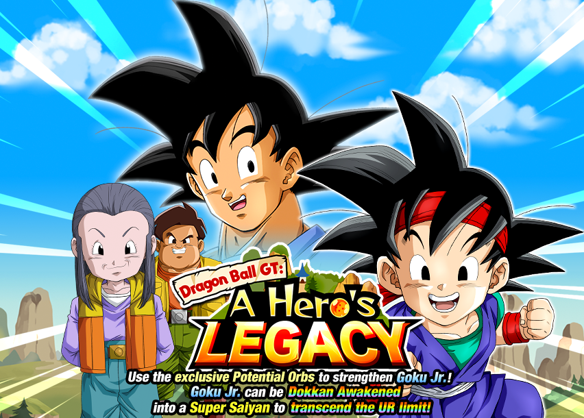 Dragon Ball GT - Generations