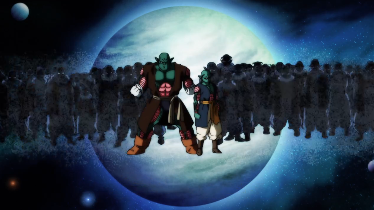 Universe 6 Namekians Origin