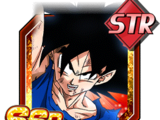 The Last Trump Card Goku