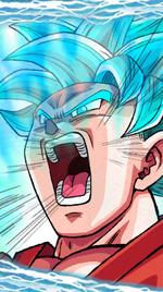 SSB Goku animation