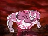 Extreme Z-Battle: Burning Ultimate Warrior Jiren