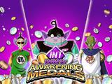 INT Battle for Awakening Medals